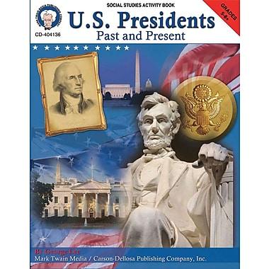 Mark Twain U.S. Presidents: Past & Present Resource Book