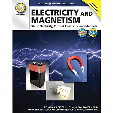 Mark Twain Electricity and Magnetism Resource Book