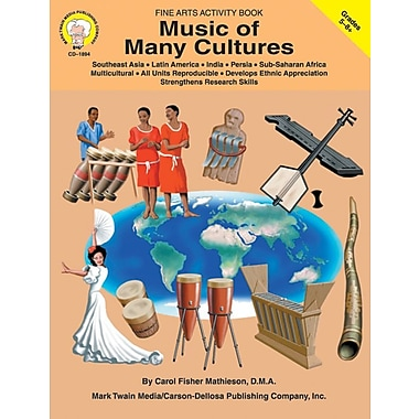 Mark Twain Music of Many Cultures Resource Book