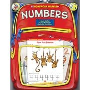Frank Schaffer Numbers Workbook