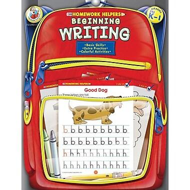 Frank Schaffer Beginning Writing Workbook
