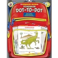 Frank Schaffer Dinosaur Dot-to-Dot Workbook