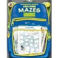 Frank Schaffer Challenge Mazes Workbook, Grades K - 1