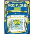 Frank Schaffer Word Puzzles Workbook