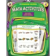 Frank Schaffer Math Activities Workbook, Grade K