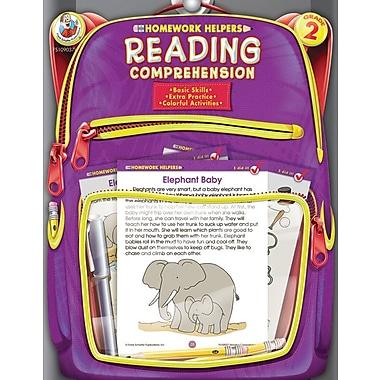 Frank Schaffer Reading Comprehension Workbook, Grade 2
