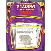 Frank Schaffer Reading Comprehension Workbook, Grade 2