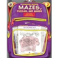 Frank Schaffer Mazes, Puzzles, and Games Workbook