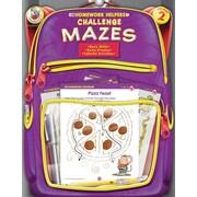 Frank Schaffer Challenge Mazes Workbook, Grade 2