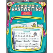 Frank Schaffer Beginning Cursive Handwriting Workbook