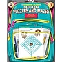 Frank Schaffer Challenge Puzzles and Mazes Workbook