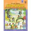 Instructional Fair Teach Them Spanish! Resource Book, Grade K
