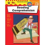 Instructional Fair Reading Comprehension Resource Book, Grades 1 - 2
