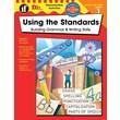 Instructional Fair Using the Standards Resource Book, Grade 1