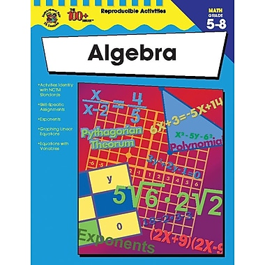 Instructional Fair Algebra Resource Book