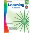 Spectrum Learning Letters Workbook