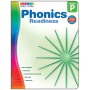 Spectrum Phonics Readiness Workbook