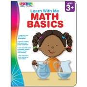 Spectrum Math Basics Workbook