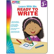 Spectrum Ready to Write Workbook