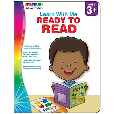 Spectrum Ready to Read Workbook