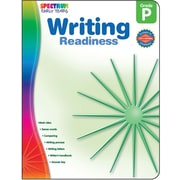 Spectrum Writing Readiness Workbook