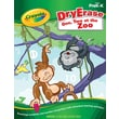 Crayola One, Two, at the Zoo Activity Book