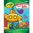 Crayola Under The Sea ABCs Activity Book