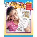 Carson-Dellosa Bible Story Puzzle 'n' Learn! Resource Book, Grades 3 - 4