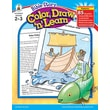 Carson-Dellosa Bible Story Color, Draw, 'n' Learn! Resource Book