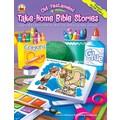 Carson-Dellosa Old Testament Take-Home Bible Stories Resource Book