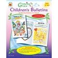 Carson-Dellosa Growing in Grace Children's Bulletins Resource Book
