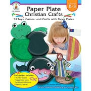 Carson-Dellosa Paper Plate Christian Crafts Resource Book