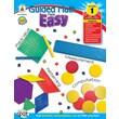 Carson-Dellosa Guided Math Made Easy Resource Book, Grade 1