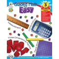 Carson-Dellosa Guided Math Made Easy Resource Book, Grade 3