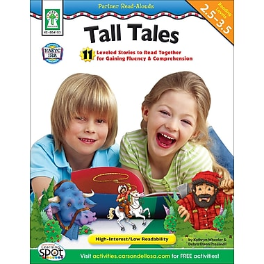 Key Education Partner Read-Alouds: Tall Tales Resource Book