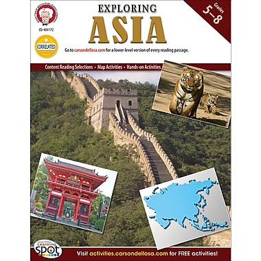 Mark Twain Exploring Asia Resource Book