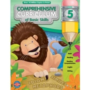 American Education Comprehensive Curriculum of Basic Skills Workbook, Grade 5