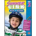 American Education Math Plus Reading Workbook, Grades 1 - 2