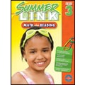 American Education Math Plus Reading Workbook, Grades 2 - 3