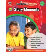 Frank Schaffer Story Elements Resource Book, Grades 5 - 6