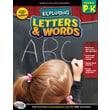 American Education Letters & Words Workbook
