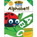 Brighter Child I Know My Alphabet! Workbook, 208 Pages