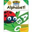 Brighter Child I Know My Alphabet! Workbook, 208 Pages
