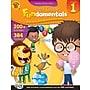 Brighter Child First Grade Fundamentals Workbook