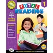 American Education Total Reading Workbook, Grade 1