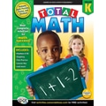 American Education Total Math Workbook, Grade K