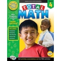 American Education Total Math Workbook, Grade 4