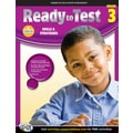American Education Ready to Test Workbook, Grade 3