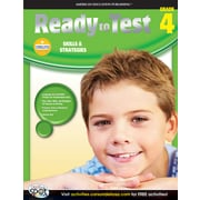 American Education Ready to Test Workbook, Grade 4
