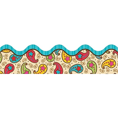Carson-Dellosa Paisley Power Borders